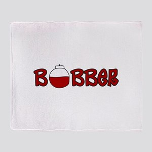 Bobber Throw Blanket