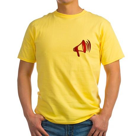 303 Dreams Yellow T-Shirt