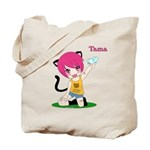 Chibi Catboy Tote Bag