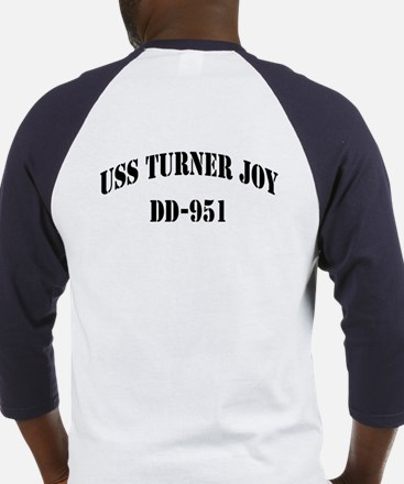 USS TURNER JOY Baseball Jersey