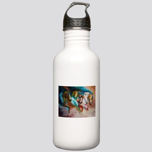 three spirits Sports Water Bottle