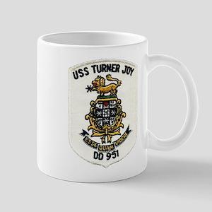 USS TURNER JOY Mug