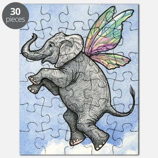 Above the Clouds Puzzle