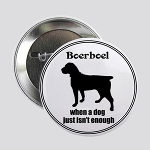 Boerboel Enough Button