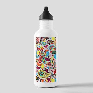Whimsy Burst Stainless Water Bottle 1.0L