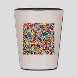 Whimsy Burst Shot Glass