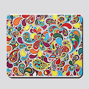 Whimsy Burst Mousepad