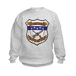 USS FRANCIS HAMMOND Kids Sweatshirt