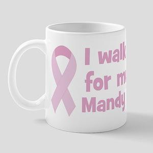 Walk for Mandy Mug