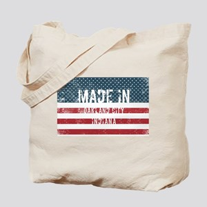 Made in Oakland City, Indiana Tote Bag