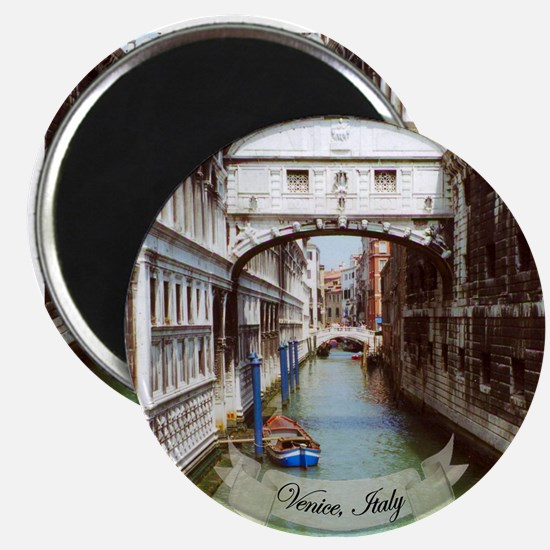 Bridge of Sighs, Venice Italy Souvenir Magnet