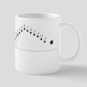 Bidding Bridge Suit Mugs