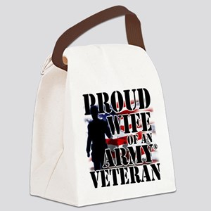 ProudWife Canvas Lunch Bag