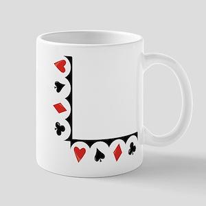 Playing Cards Corner Mugs