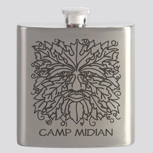 Greenman Flask