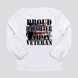 ProudDaughter Long Sleeve T-Shirt