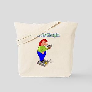 A Woman's Scorn Tote Bag