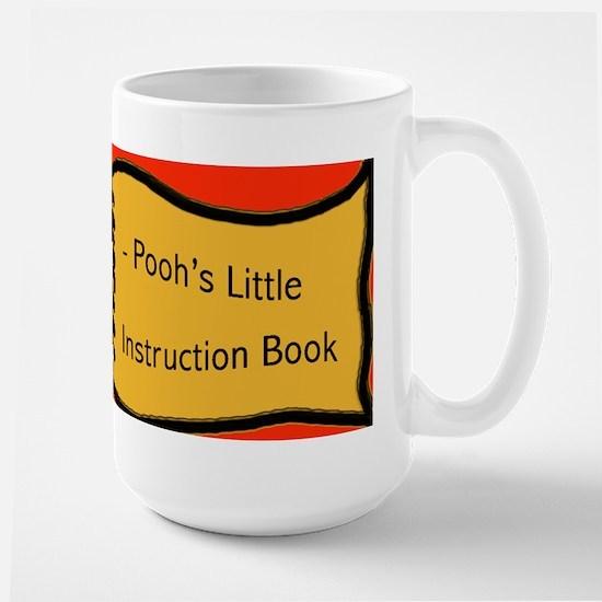 """""""Winnie the Pooh"""" -  Large Mug"""