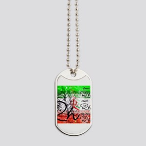 RightOn Kings of Persia Dog Tags