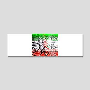 RightOn Kings of Persia Car Magnet 10 x 3