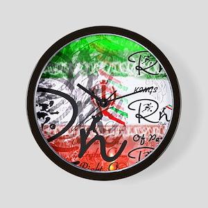 RightOn Kings of Persia Wall Clock