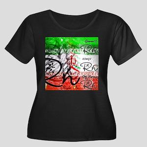RightOn Kings of Persia Plus Size T-Shirt