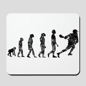 Distressed Lacrosse Evolution Mousepad