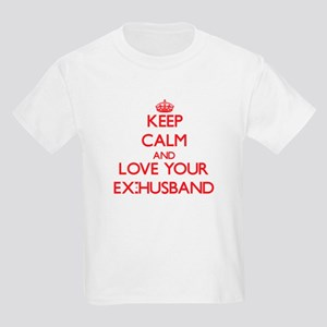 Keep Calm and Love your Ex-Husband T-Shirt