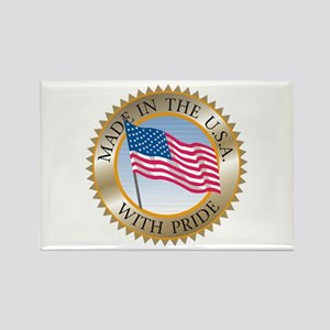 MADE IN THE USA SEAL! Magnets