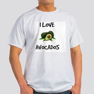 I Love Avocados Light T-Shirt