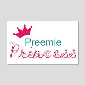 Preemie Princess Wall Decal