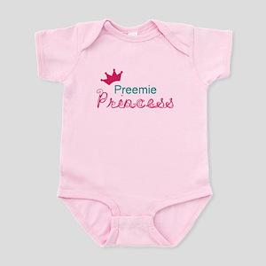 Preemie Princess Body Suit