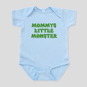 Mommys little monster Body Suit