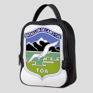 BA 1 136 Neoprene Lunch Bag