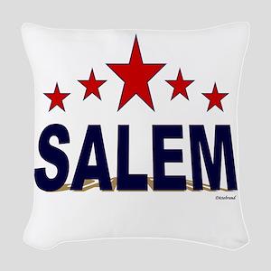 Salem Woven Throw Pillow