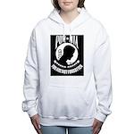 POW MIA Women's Hooded Sweatshirt