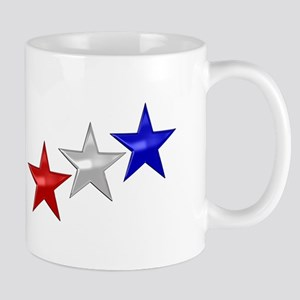 Three Shiny Stars Mug