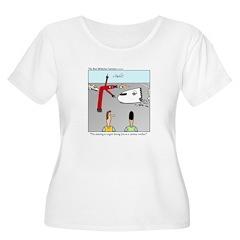 Balloon Guy Plus Size T-Shirt