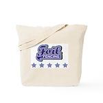 Foil Fencing Tote Bag