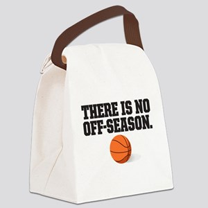 There is no off season - basketball Canvas Lunch B