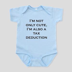 Cute Tax Deduction Body Suit