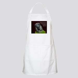 Senegal with Quote Apron