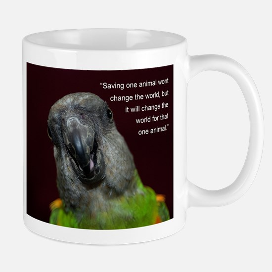 Senegal with Quote Mugs