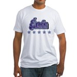 Epee Fencing Fitted T-Shirt