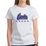 Epee Fencing Women's T-Shirt