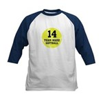 Personalized Softball Baseball Jersey