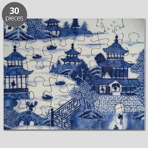 PORCELAIN CHINA ANTIQUE Puzzle