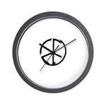 Wall Clock--time for peace