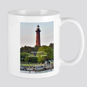 Currituck Beach Lighthouse Mug