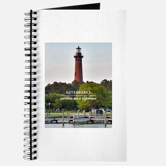 Currituck Beach Lighthouse Journal